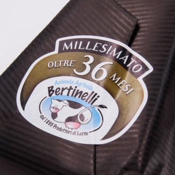 Parmigiano Reggiano DOP Millesimato 36 mesi 500g Bertinelli